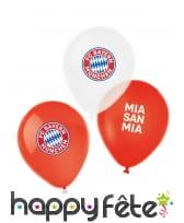 Décoration de table FC Bayern Munich, image 10