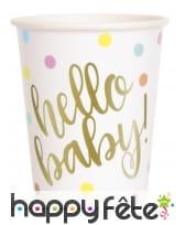 Décoration de table Hello Baby, image 3