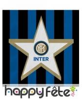 Décoration de table Inter de Milan, image 2