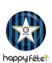 Décoration de table Inter de Milan, image 3