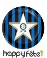 Décoration de table Inter de Milan, image 4