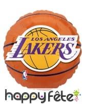 Décoration de table Lakers, image 1