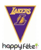 Décoration de table Lakers, image 2