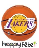 Décoration de table Lakers, image 4