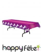 Décoration de table licorne enchantée, image 1