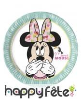 Décoration de table Minnie Mouse tropical, image 8