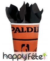 Décoration de table NBA Spalding, image 2