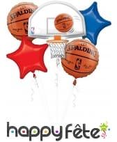Décoration de table NBA Spalding, image 8