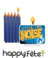Décoration de table Nerf pour anniversaire, image 9