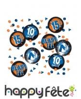 Décoration de table Nerf pour anniversaire, image 10