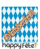 Décoration de table Oktoberfest, image 1