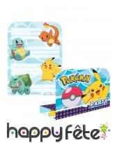 Décoration de table Pokémon, image 3