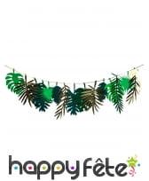 Décoration de table tropicale, image 7