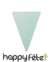Décoration de table vert menthe, image 2