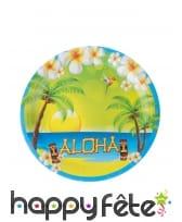 Décorations de table Aloha, image 3