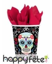 Décorations de table Dia de la los muertos, image 1