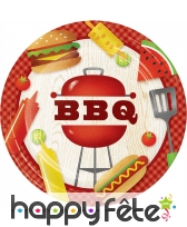 Décorations de table rigolotes pour barbecue, image 1