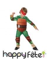 Déguisement de tortue ninja TMNT pour enfant
