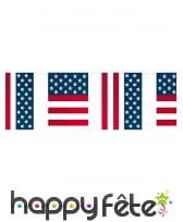 Déco drapeau USA pour table, image 6