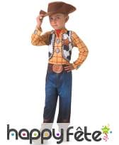Déguisement de Woody pour enfant, Toy Story