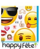 Décoration Emoji pour table d'anniversaire, image 1