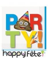Décoration Emoji pour table d'anniversaire, image 4