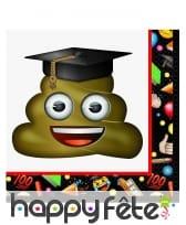 Décoration Emoji pour table d'anniversaire, image 5
