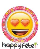 Décoration Emoji pour table d'anniversaire, image 6
