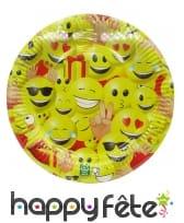Décoration Emoji pour table d'anniversaire, image 8