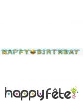Décoration Emoji pour table d'anniversaire, image 9