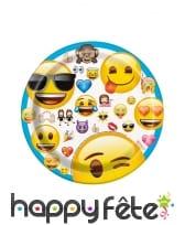 Décoration Emoji pour table d'anniversaire, image 15
