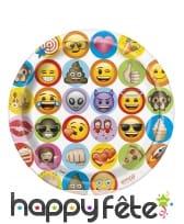Décoration Emoji pour table d'anniversaire, image 21
