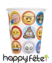 Décoration Emoji pour table d'anniversaire, image 22