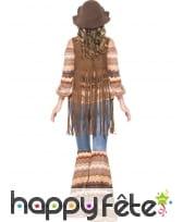 Déguisement femme hippie Harmony, image 1