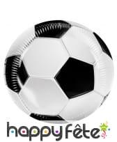Décos foot pourtable d'anniversaire, image 1