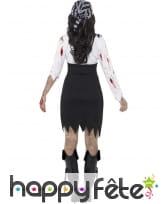 Déguisement femme pirate zombie, image 1