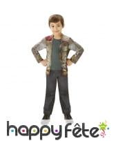 Déguisement Finn pour enfant, modèle luxe