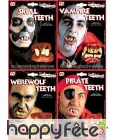 Dentiers horribles