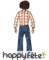 Pantalon patchwork pour homme, image 2