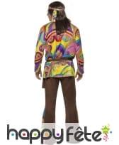Déguisement hippie cool, image 1