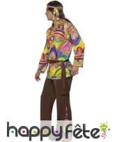 Déguisement hippie cool, image 2