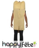 Costume en hot dog géant, image 2