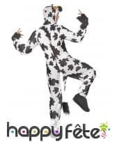 Déguisement humoristique de vache pour adulte, image 3