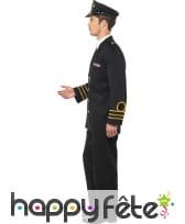 Déguisement officier de marine homme, image 1