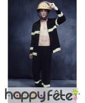 Déguisement homme pompier, image 4
