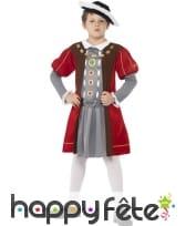 Déguisement Henry VIII pour enfant