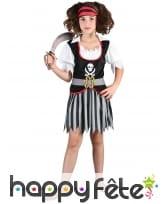 Déguisement jupe de petite pirate, image 3
