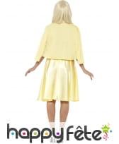 Déguisement jupe jaune de Sandy, Grease, image 1