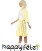 Déguisement jupe jaune de Sandy, Grease, image 2