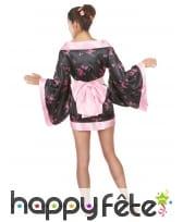 Déguisement kimono court de geisha, image 2
